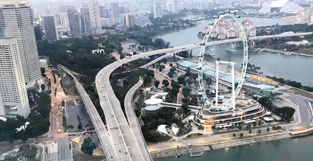 Yasaklar diyarı; Masalsı Singapur