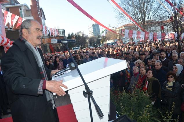 Eskişehir, Atatürk şehridir