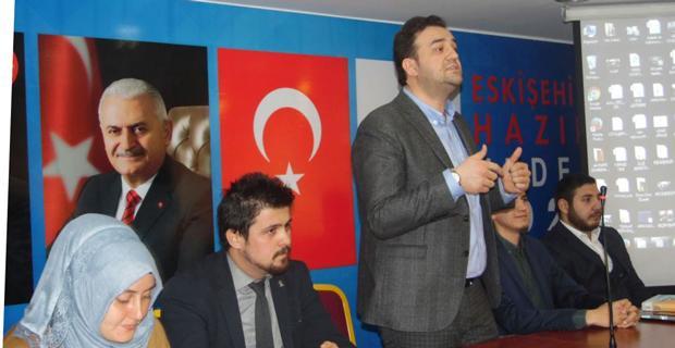 AK Parti Tepebaşı Gençlik Kolları Referanduma Hazır….