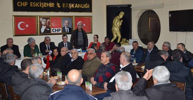 CHP Odunpazarı referanduma hazır