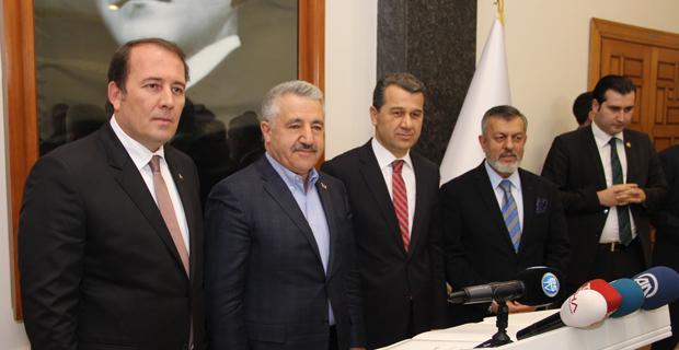 Eskişehir Antalya ile Bolu'ya hızlı bağlanacak