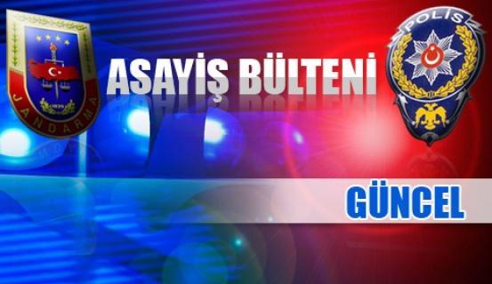 """Eskişehir'de, """"Müşterek Türkiye Güven ve Huzur Uygulaması"""""""