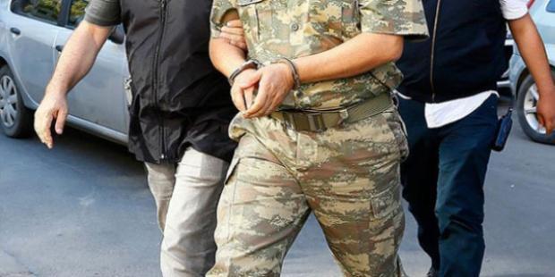 FETÖ şüphelisi 2 jandarma personeli tutuklandı