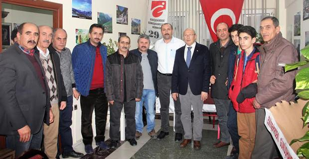 Gümüşhaneliler Atatürk isminin silinmemesini istedi