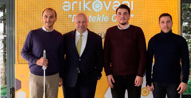 Parlak fikirlere Eskişehir'den büyük destek