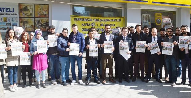 AK gençlerden Kılıçdaroğlu'na tepki