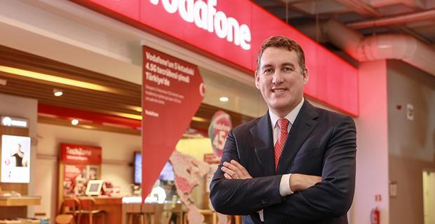 Vodafone 4.5G'de rakiplerine fark attı