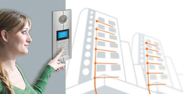 BTicino D45 ile güvenlik teknolojiyle buluşuyor