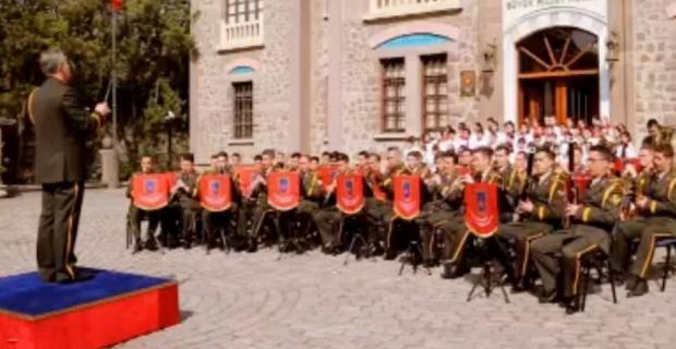 """Jandarma Genel Komutanlığından """"23 Nisan"""" klibi"""