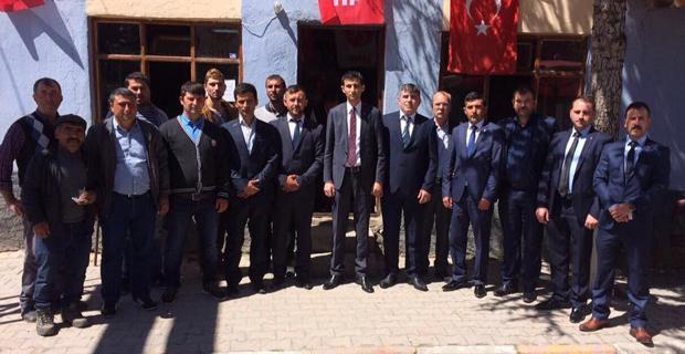 MHP'de ilçe kongreleri tamamladı