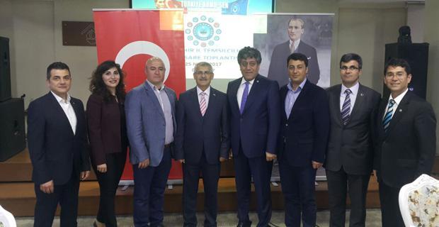 Türk Kamu-Sen'den Eskişehir çıkarması