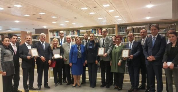 """Arş. Gör. Mustafa Serhat Kaşıkara """"5. Sosyal Bilimler Teşvik Ödülü Yarışması'nda"""" birinci oldu"""