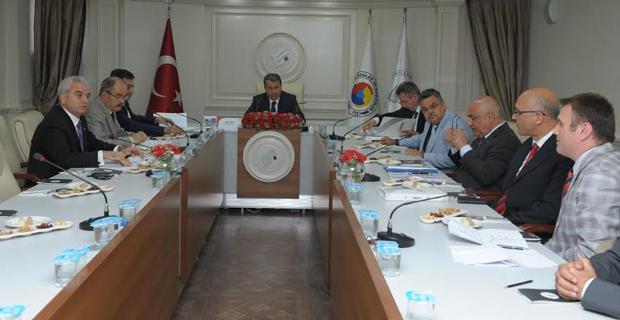 BEBKA Toplantısı Eskişehir'de Geçekleştirildi