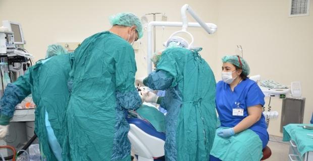 Diş Hastanesinde engelsiz sağlık