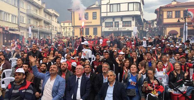 Eskişehir Play-Off'a kilitlendi