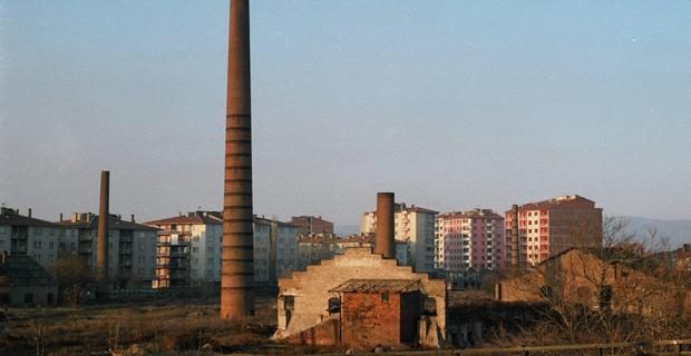 Fabrikalar bölgesi dünü ve bugünü