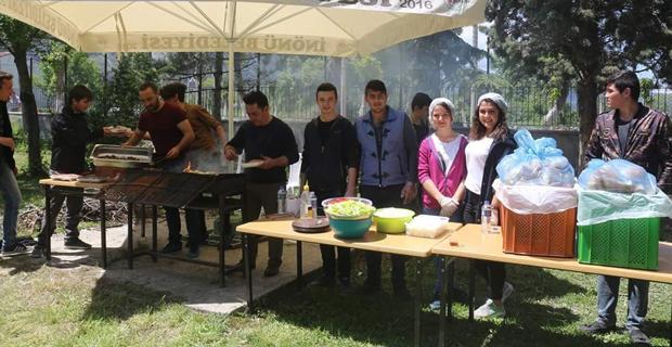 İnönü'de 3'ncü Geleneksel Gençlik Şöleni düzenlendi