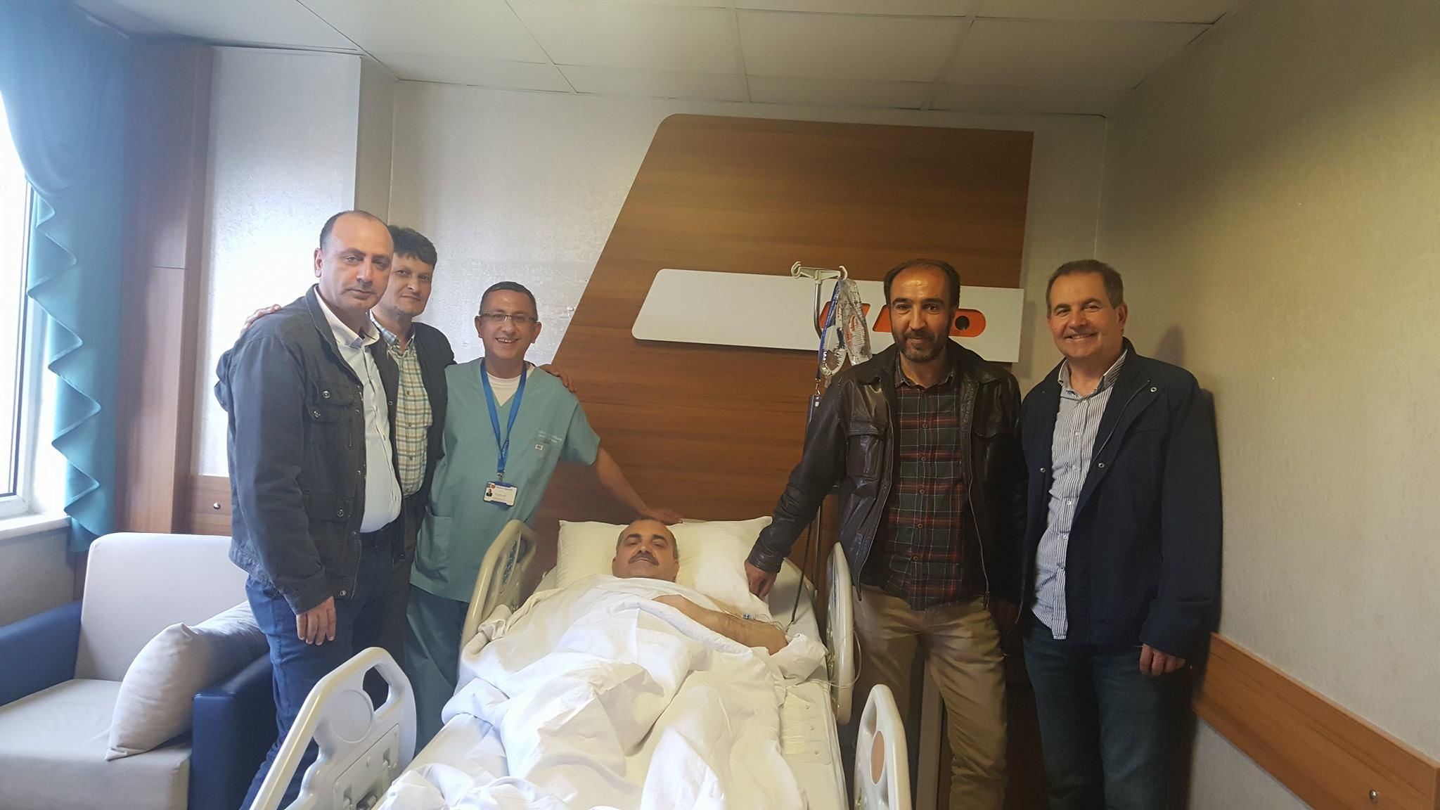 MHP'li Baki Çetin ameliyat oldu