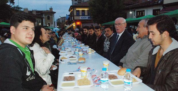 Odunpazarı'nda Ramazan heyecanı