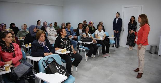 Ramazan'da sağlıklı beslenme semineri