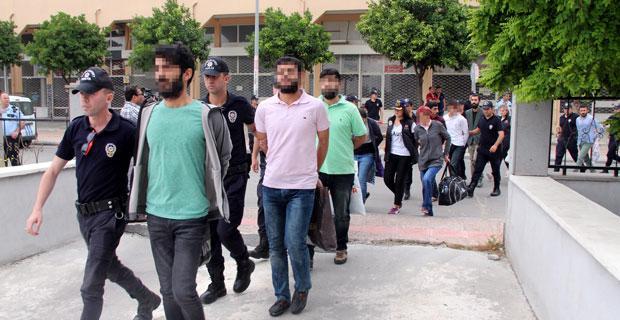 Terör örgütü PKK'nın gençlik yapılanmasına operasyon