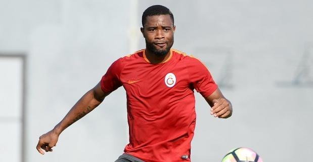Chedjou Galatasaray'a veda etti
