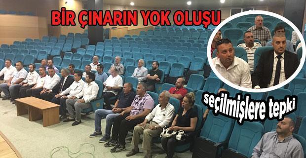 Eskişehirspor genel kurulu ertelendi
