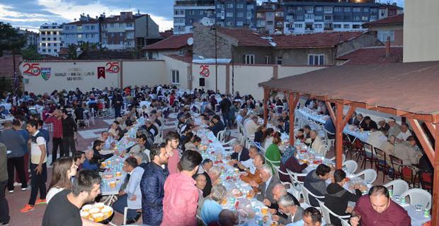 Karaçay-Balkar Derneği'nden iftar