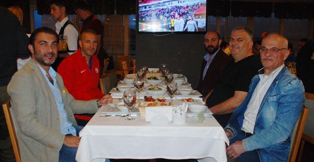 Selkaspor'dan yıldız takımlara iftar