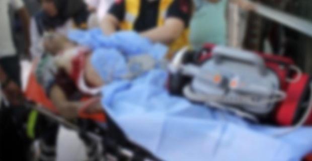 15 kişilik grubun saldırısına uğrayan 2 kişi yaralandı