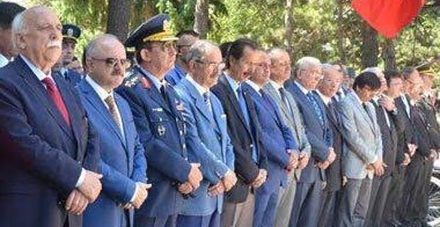 BBP yöneticileri Demokrasi ve Milli Birlik Günü Anma Etkinlikleri'ne katıldı