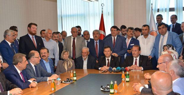 Harun Karacan resmen Genel Başkan yardımcısı