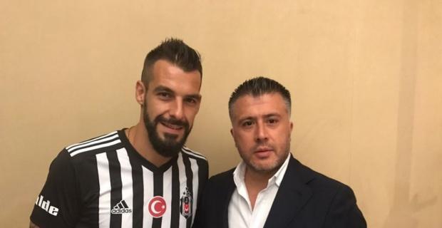 Beşiktaş, Negredo'yu resmen duyurdu