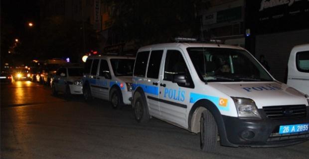 Eskişehir'de huzur operasyonu