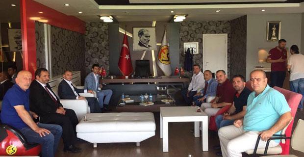 Eskişehirspor'a desteğimiz sürecek