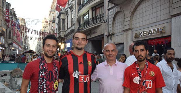 Eskişehirspor- İstanbulspor maç öncesi