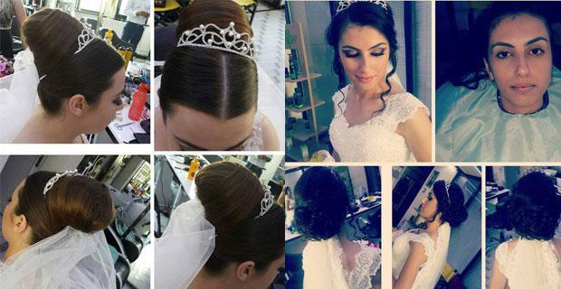 Gelin saçı kampanyası devam ediyor
