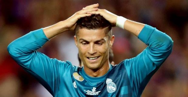 Ronaldo'ya 5 maç ceza