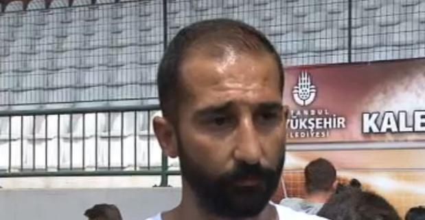 Volkan Babacan 'Dünya Kupası' umudunu koruyor