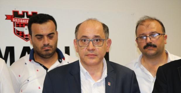 """""""Yabancı oyuncularımız Gaziantep'e ihanet etti"""""""