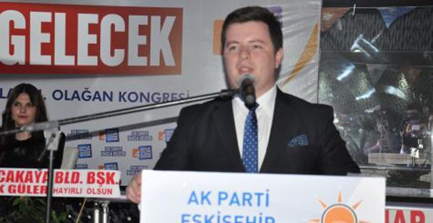 AK Parti Gençlik kollarında kongre heyecanı
