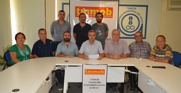 TMMOB 19 Eylül Dayanışma Günü'nü kutladı