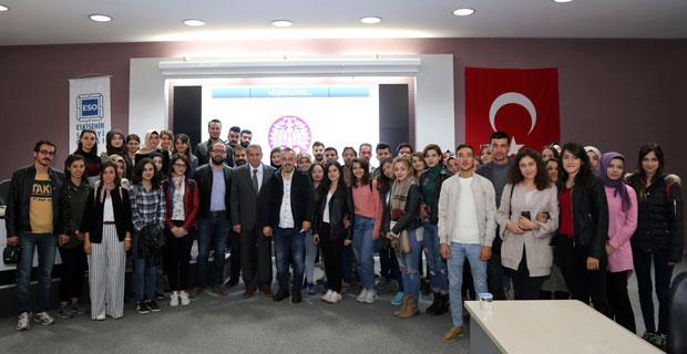 Atatürk Üniversitesi öğrencilerinden ESO'ya ziyaret