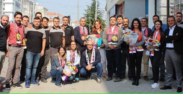 Vaillant Group Eskişehir çalışanlarıyla buluştu