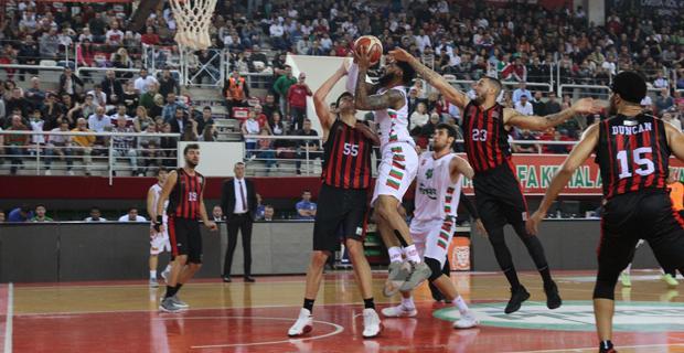 Eskişehir Basket ikinci sırada
