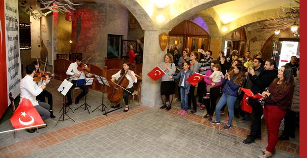 Masal Şatosu'nda Oda Müziği günleri başlıyor