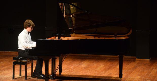 ''Piyano Ana Sanat Dalı Konseri'' dinleyicilerle buluştu