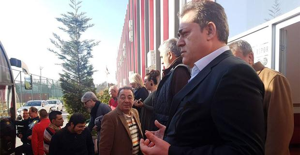 Eskişehirspor dualarla uğurlandı