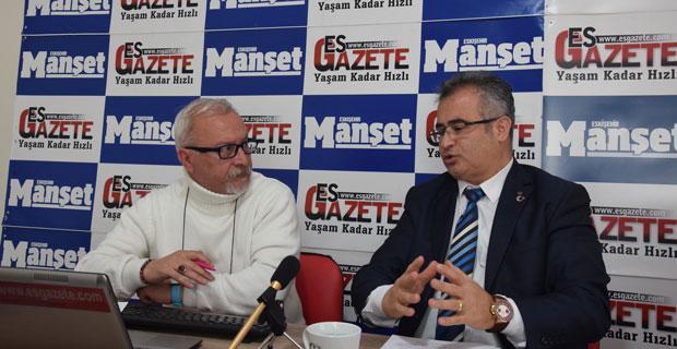 Fethi Özkara canlı yayında soruları yanıtladı