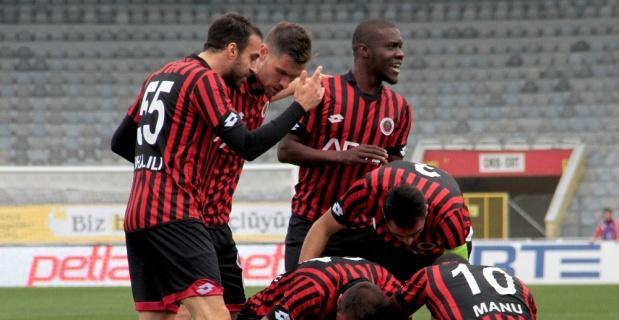 Gençlerbirliği Sivasspor'a patladı